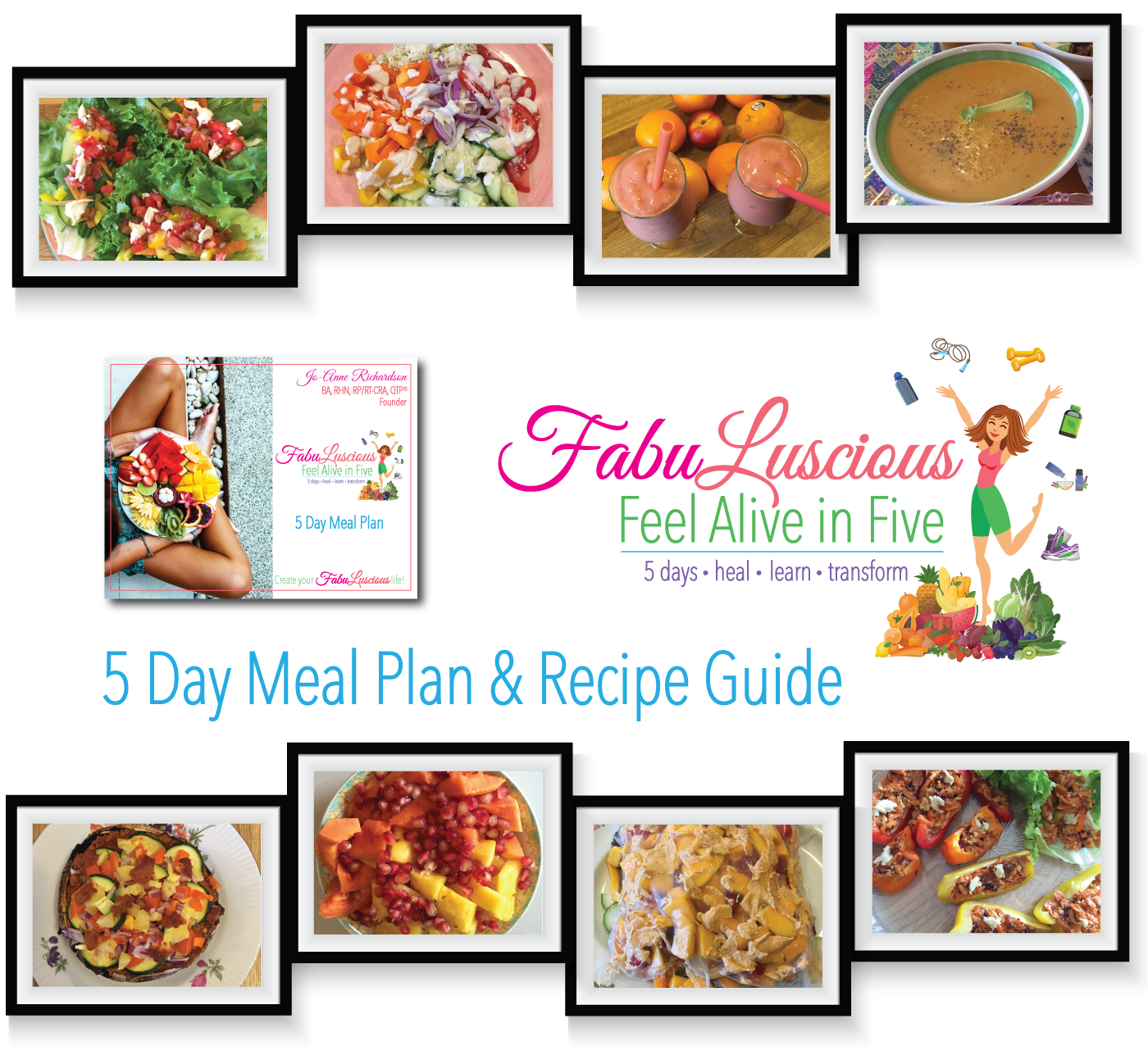 Feel Alive in Five Recipe Guide
